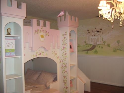 Princess Castle Bed Plans Bed Plans Diy Amp Blueprints