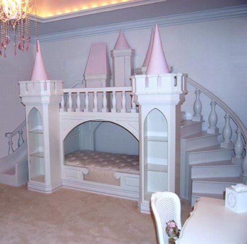 Princess castle bed plans bed plans diy blueprints for How to make a princess bed