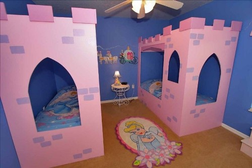 Princess Castle Bed Plans Bed Plans Diy Amp Blueprints