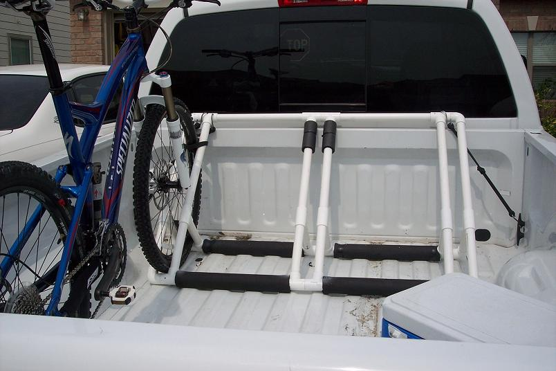 Truck Bed Bike Rack Plans Bed Plans Diy Amp Blueprints