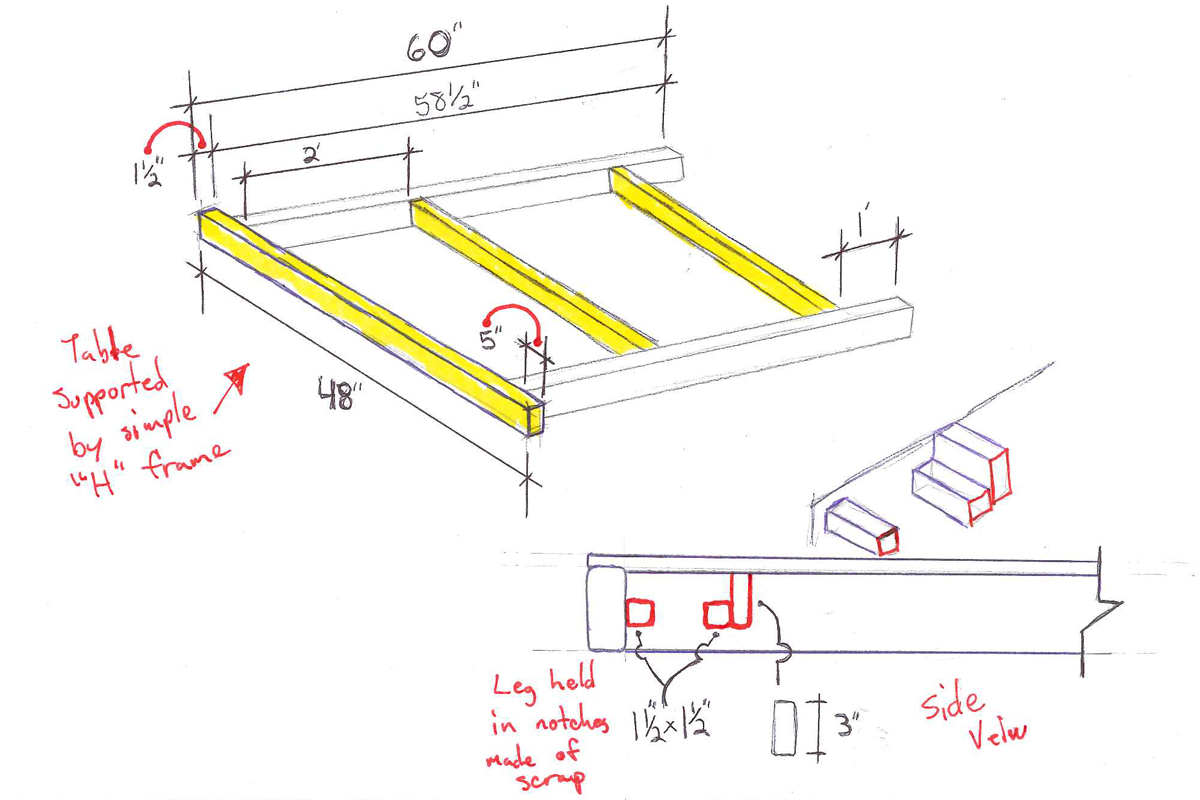 plans to build a loft bed with slide