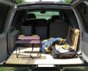 Truck Bed Slide Out Plans