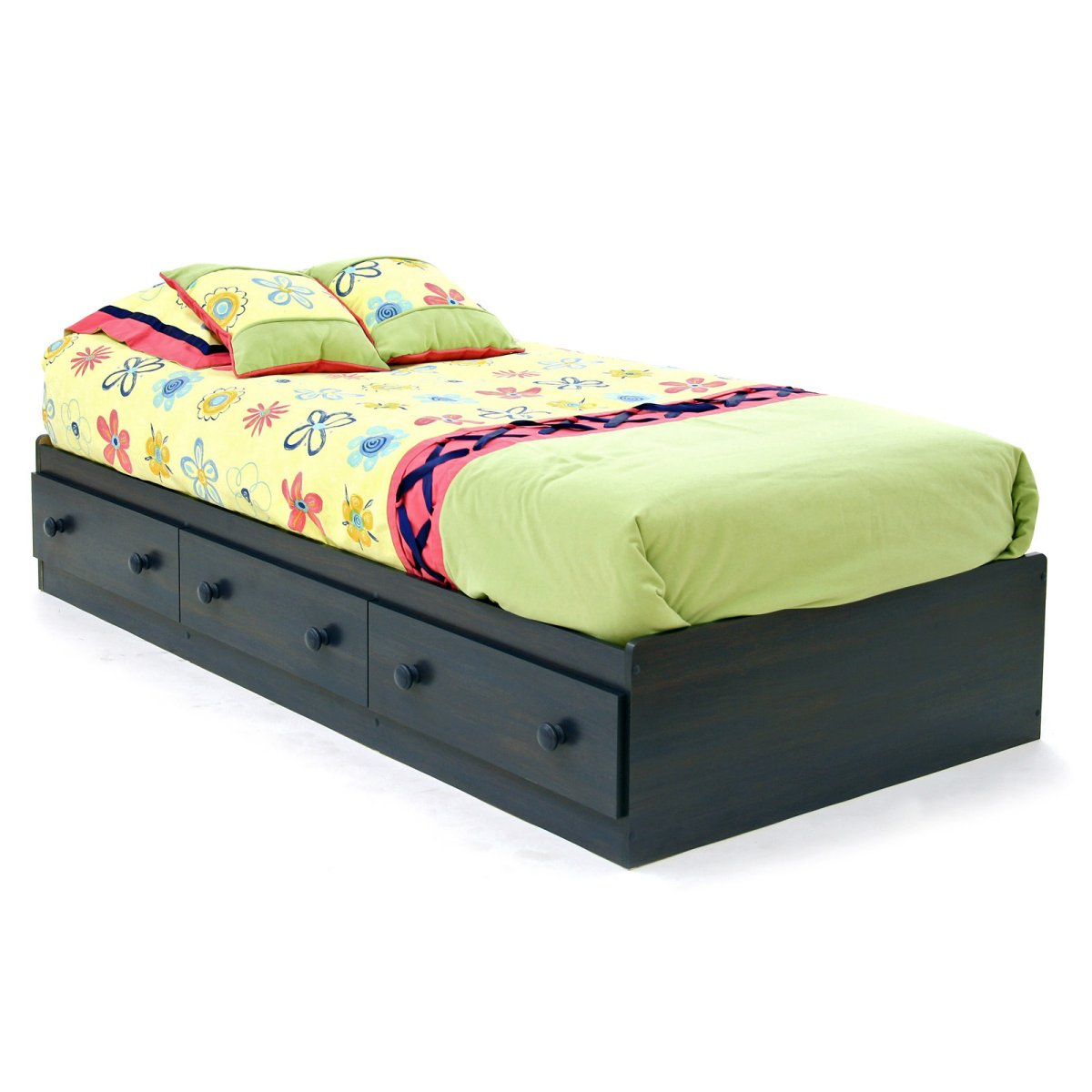 Platform Bed With Storage diy platform bed with storage drawers plans ...
