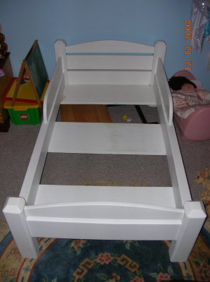Toddler Bed Plans : Suggestions For Selecting The Proper ...